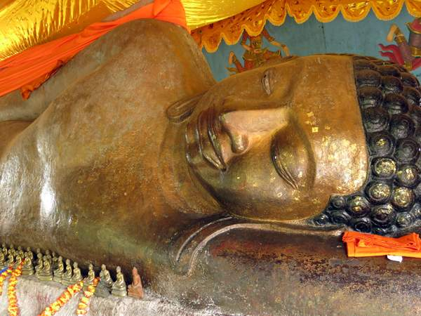 Big Reclining Buddha