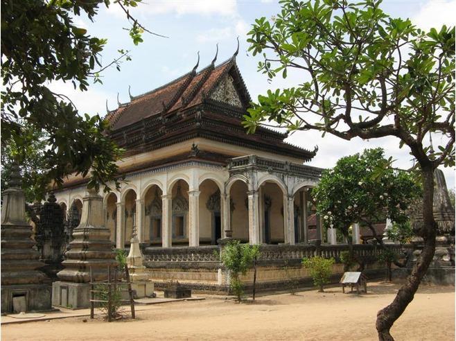 Wat Bo - Siem_Reap