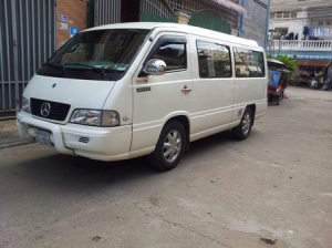 Our Air-con 12 seats Minivan